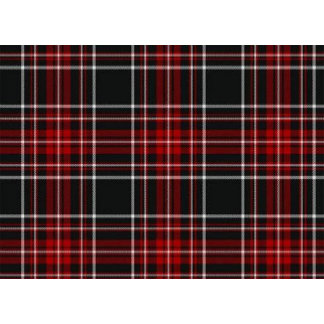 Red Plaid Rock
