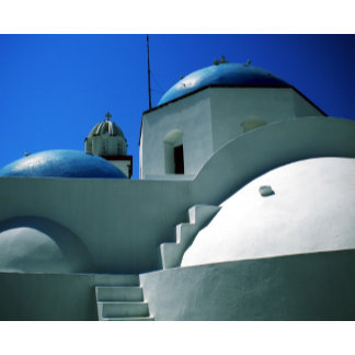 Greek Islands GreetingCards&Posters  Photo Colette