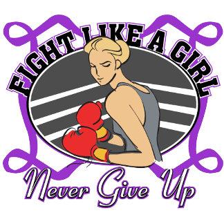 Epilepsy Fight Like A Girl Boxer