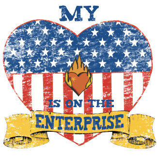 My Heart is on the Enterprise