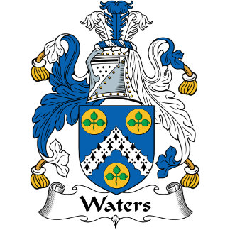 Waters Coat of Arms