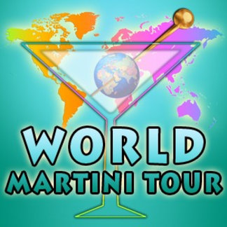 World Martini Tour Martini Recipe Cards