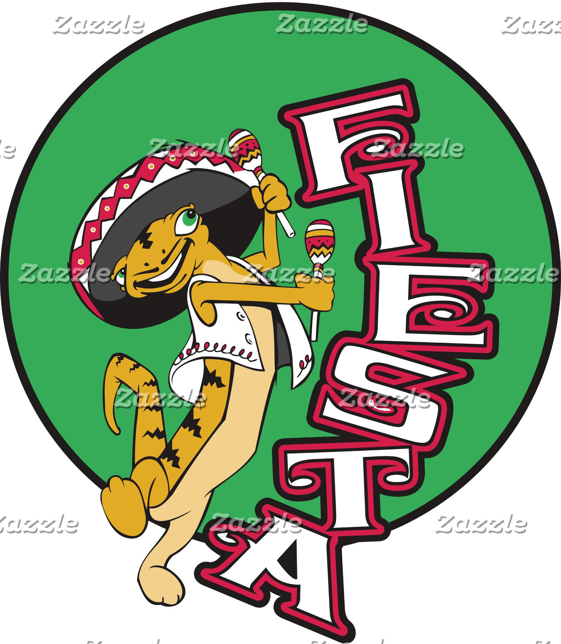 Mexican Fiesta T-Shirt Gift Cards