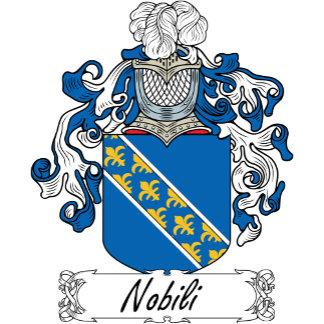Nobili Family Crest
