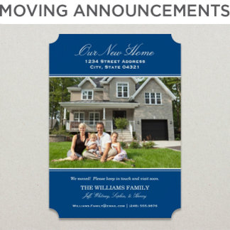 Moving Announcements