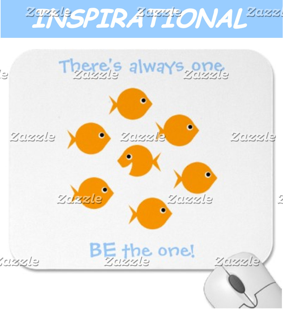 """There's Always One"" Inspirational Products"