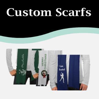 Custom Scarves