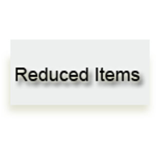 10% Reduced Items