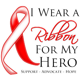 Myelodysplastic Syndromes I Wear a Ribbon For My H