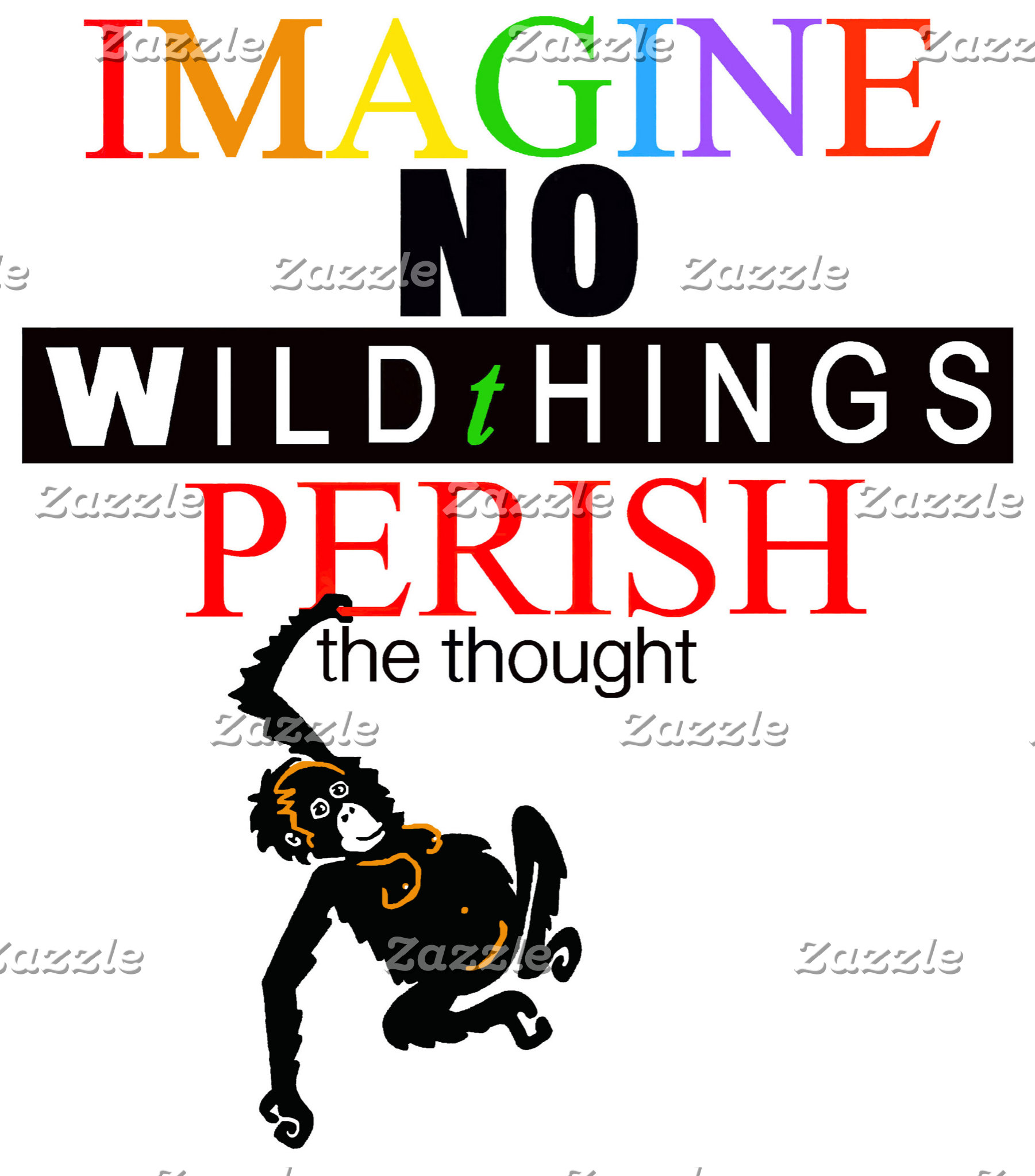IMAGINE no wildthings