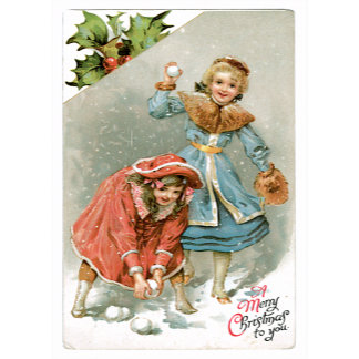 A Merry Christmas To You ~ Winter Snow