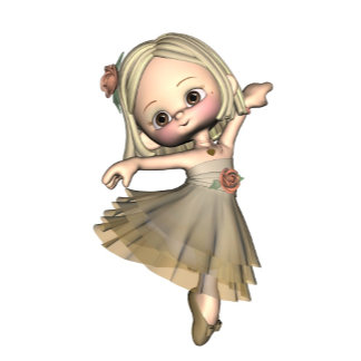 Cute Toon Dancers