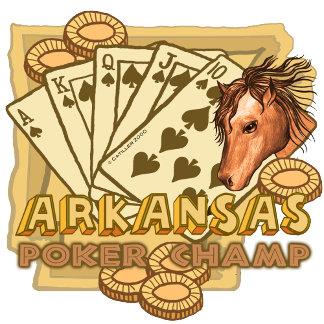 Arkansas Poker Champion