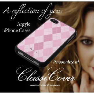 Argyle Pattern Case Collection