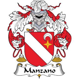 Manzano Family Crest