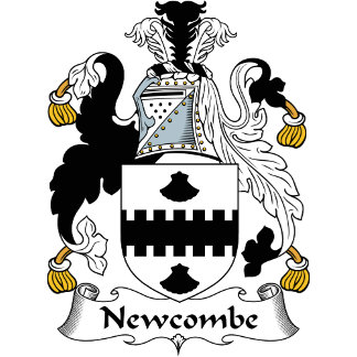 Newcombe Coat of Arms