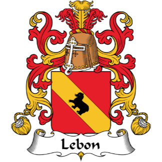 Lebon Family Crest