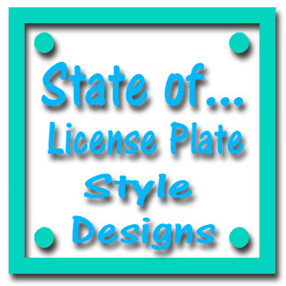 State of ..... License Plate Designs