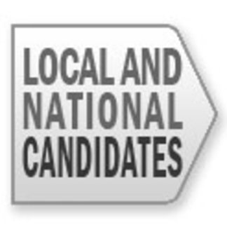 > Candidates & Politicians: Local, State, Federal