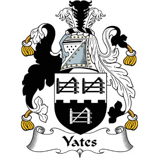 Yates Coat of Arms
