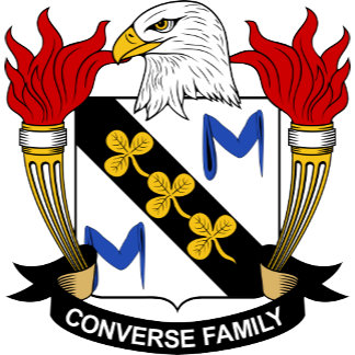 Converse Coat of Arms