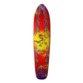"Custom Original Old School Skateboards 7 1/8"""