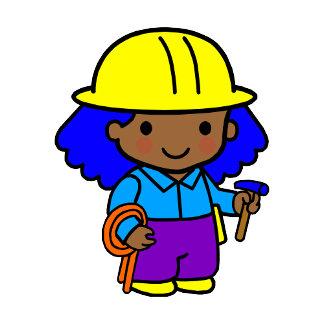 Construction Girl 1
