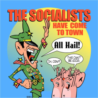 Socialists Coming