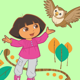 Dora's Animal Friends