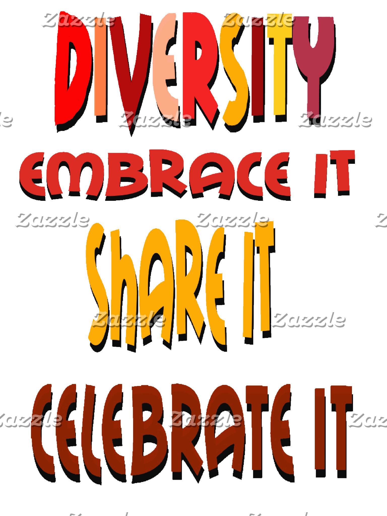 Diversity: Embrace It