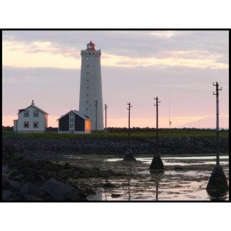 Seltjarnarnes lighthouse