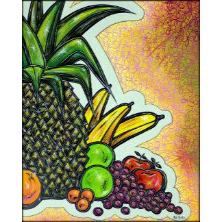 Retro Fruit