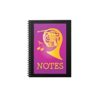 Music Practice Notebooks