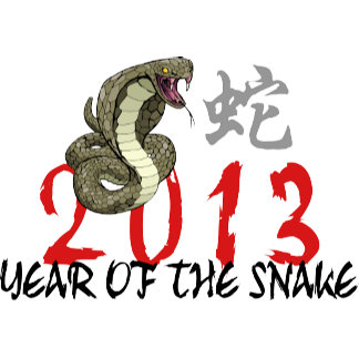 2013 Year of The Snake T-Shirts Gifts