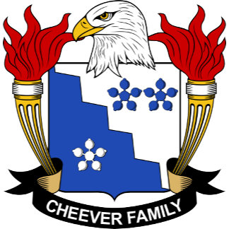 Cheever Coat of Arms