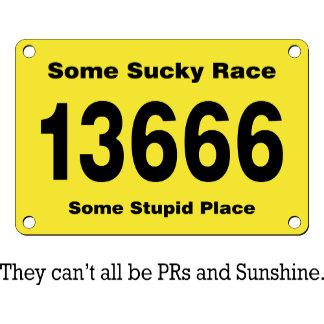 PRs And Sunshine