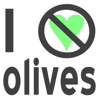 I Hate Olives (Black)