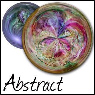 Abstract Mandala Art