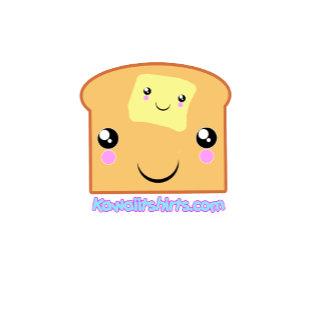 Butter & Toast cute Kawaii friends t-shirts & more
