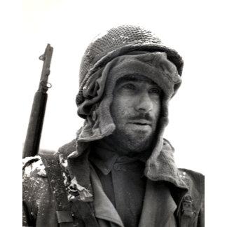 WWII American Infantryman
