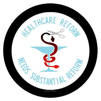 Healthcare Reform Needs Substantial Reform Snake