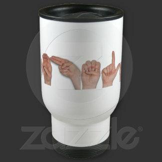 ASL Name Your Mug...