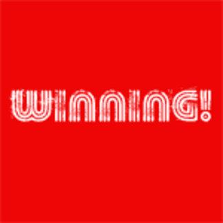 ♥ winning!