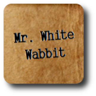 Mr. White Wabbit