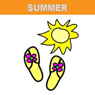 Summer T-shirts, Beach Decor, Summer Gifts