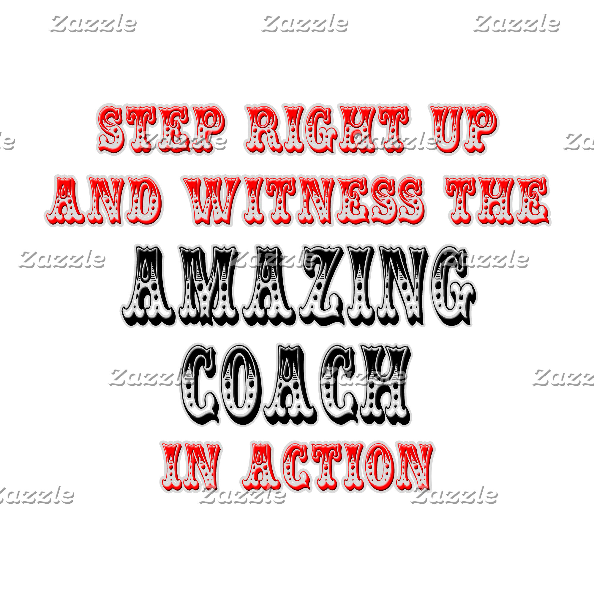 Amazing Coach In Action