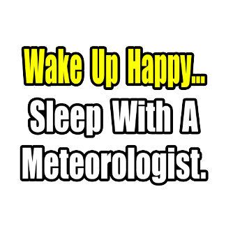 Sleep With a Meteorologist
