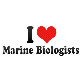 I Love Marine Biologists
