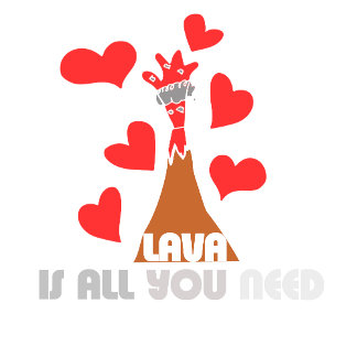 Lava is all you need volcano