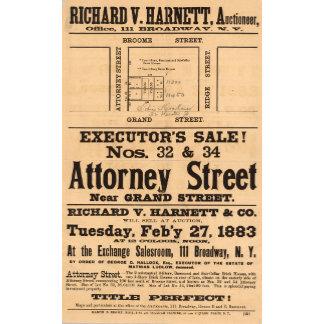 Attorney Street near Grand Street